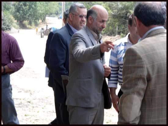 حاج سیدتقی شفیعی دارابی اخوی جنابِ حجة الاسلام والمسلمین سید محمد شفیعی مازندرانی